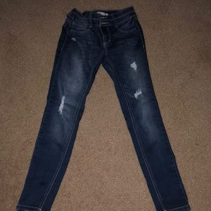 94f01c314629d Mudd Bottoms   Girls Skinny Jeans Size 16   Poshmark